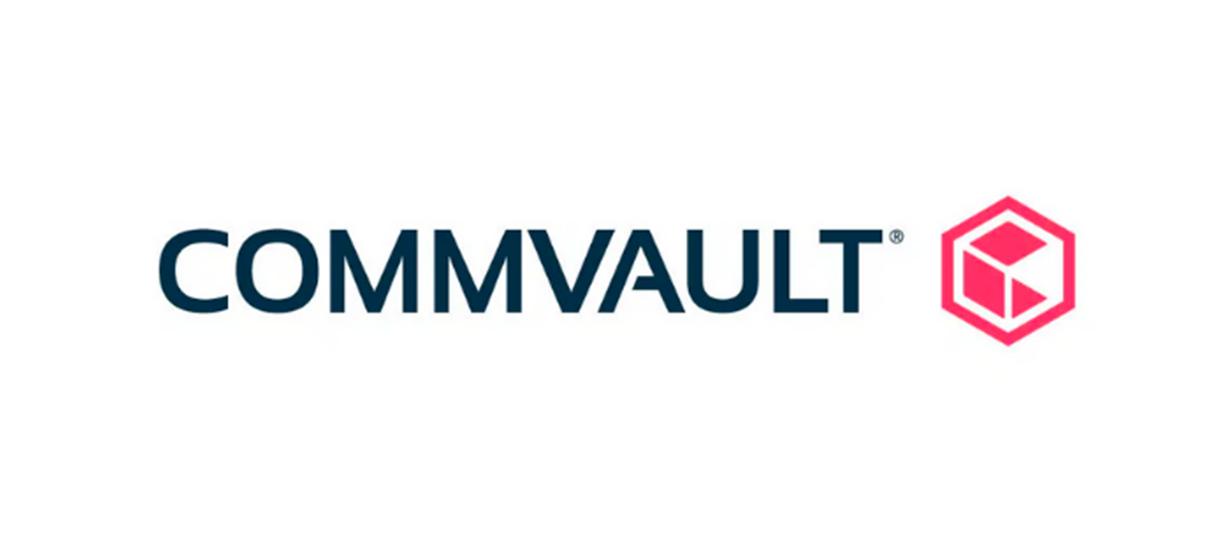 Logo Argent Commvault
